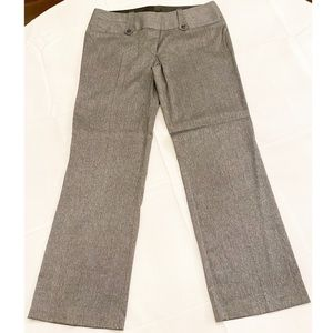 NWT GUESS Women's Work Pants - Grey - Size 34